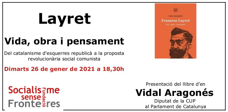 Presentació del llibre d'en Vidal Aragonés